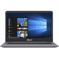 "Asus S410UA Grey metal 14""FHD/i3-8130U/4GB/256GB SSD/Intel HD/WIN10/EN"