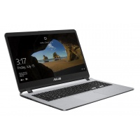 "Asus X507UA Star Grey 15.6""/i5-7200U/8GB/500GB+128GBSSD/Intel HD/WIN10/EN"