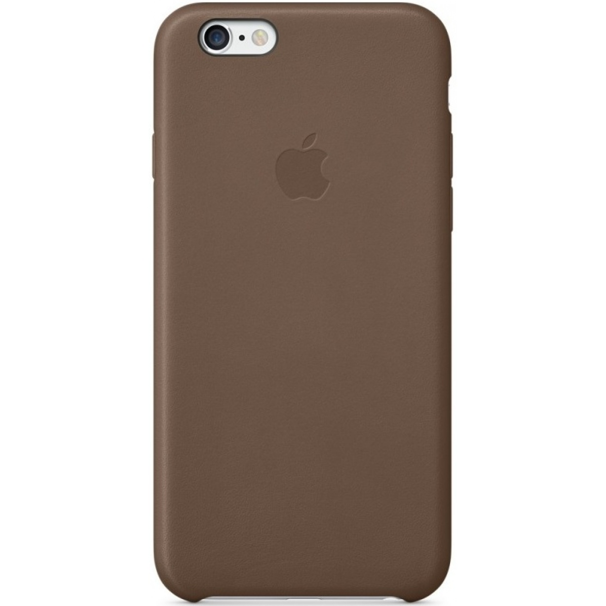 Nugarėlė Apple iPhone 6 Plus/6s Plus Leather Case Brown