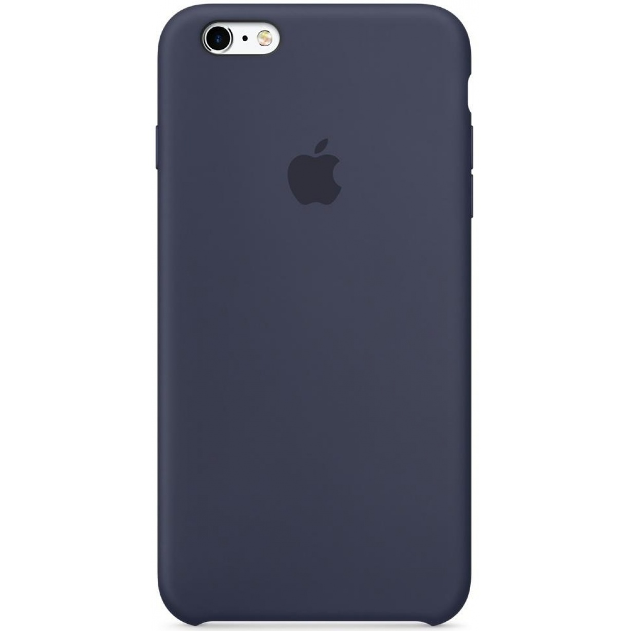 Nugarėlė Apple iPhone 6/6s Silicone Case Blue