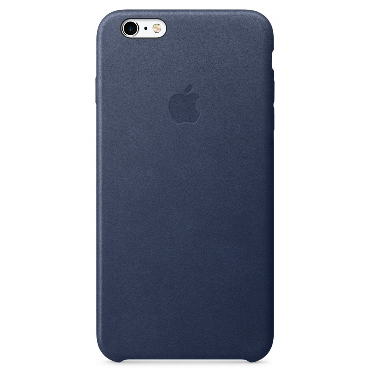 Nugarėlė Apple iPhone 6 Plus/6s Plus Leather Case Midnight blue