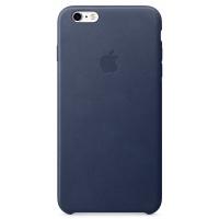 Nugarėlė Apple iPhone 6 Plus/6s Plus Leather Case Midnight blue