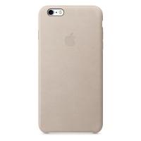 Nugarėlė Apple iPhone 6 Plus/6s Plus Leather Case Rose Gray