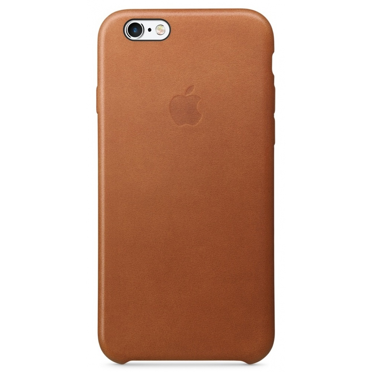 Nugarėlė Apple iPhone 6/6s Leather Case Saddle Brown