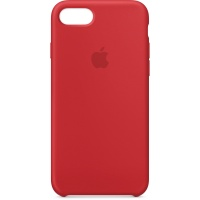 Nugarėlė Apple iPhone 7/8 Silicone Case Red