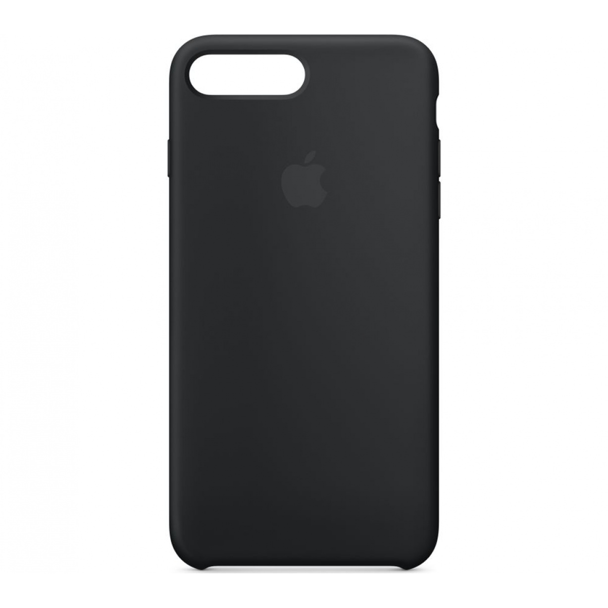 Nugarėlė Apple iPhone 7 Plus/8 Plus Silicone Case Black