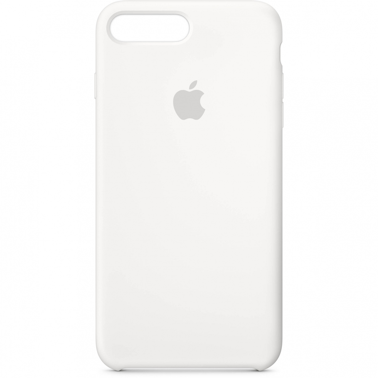 Nugarėlė Apple iPhone 7 Plus/8 Plus Silicone Case White