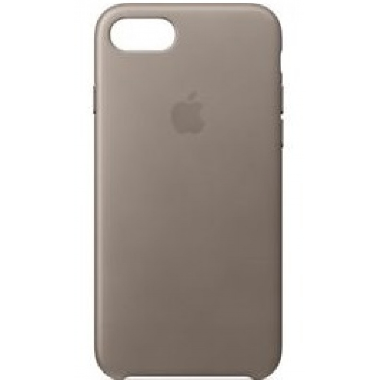Nugarėlė Apple iPhone 7 Plus/8 Plus Leather Case Taupe