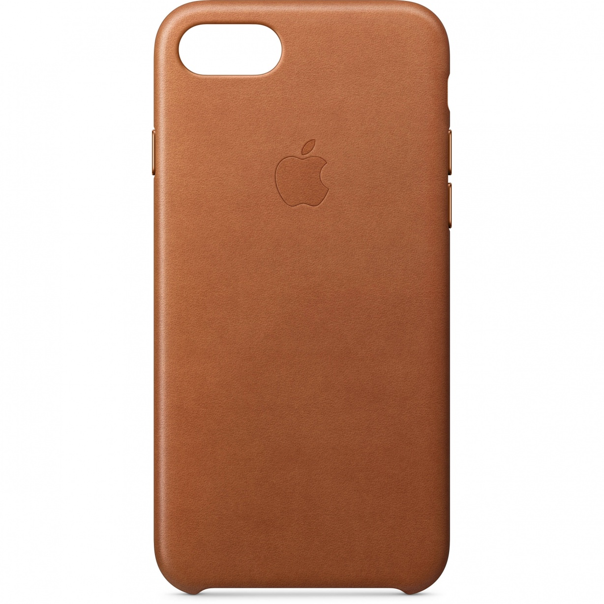 Nugarėlė Apple iPhone 7/8 Leather Case Saddle Brown