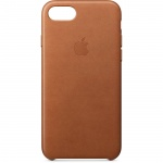 Nugarėlė Apple iPhone 7 Plus/8 Plus Leather Case Saddle Brown