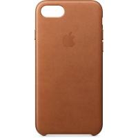 Nugarėlė Apple iPhone 7 Plus/8 Plus Leather Case Saddle Brown