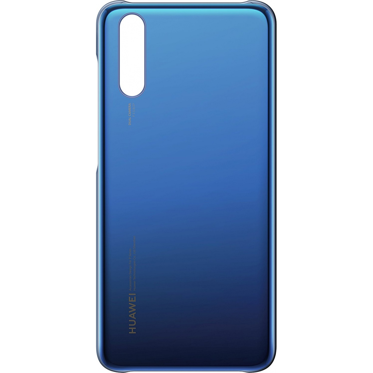 Nugarėlė Huawei P20 Protective Color Cover Blue