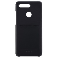 Nugarėlė Huawei Honor View 20 Wallet Cover Black