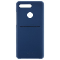 Nugarėlė Huawei Honor View 20 Wallet Cover Blue