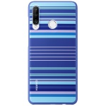 Nugarėlė Huawei P30 Lite Colorful Cover Blue Lines