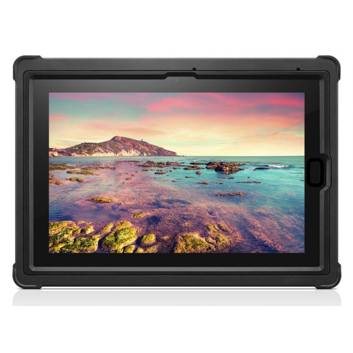 Dėklas Lenovo Tablet 10 Rugged Case Black