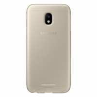 Nugarėlė J330 Samsung Galaxy J3 (2017) Jelly Gold