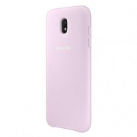 Dėklas J530 Galaxy J5 (2017) Dual Layer Pink