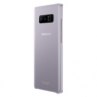 Nugarėlė Samsung Galaxy Note 8 N950 Clear Orchid Grey