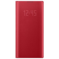Dėklas N970 Samsung Galaxy Note 10 LED View Cover Red