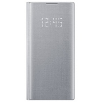 Dėklas N970 Samsung Galaxy Note 10 LED View Cover Silver