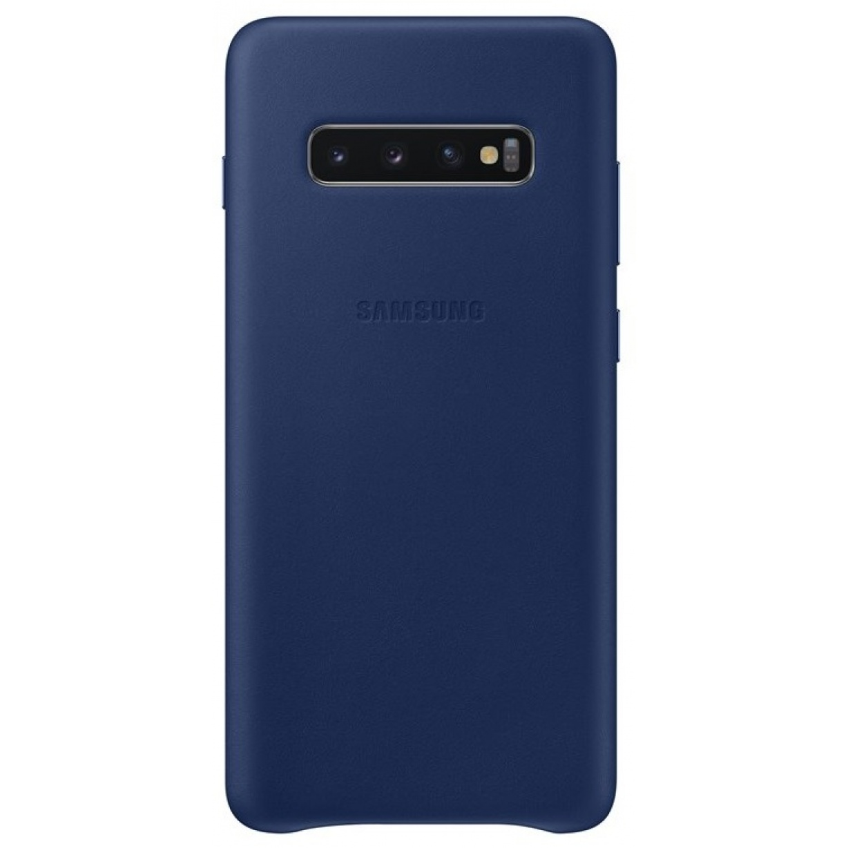 Nugarėlė G975 Samsung Galaxy S10+ Leather Cover Navy