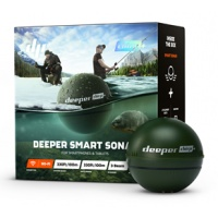 Deeper Smart Sonar Chirp+ Military Green echolotas