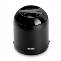 Kolonėlė Acme Muffin Bluetooth SP104B Black 1.3W