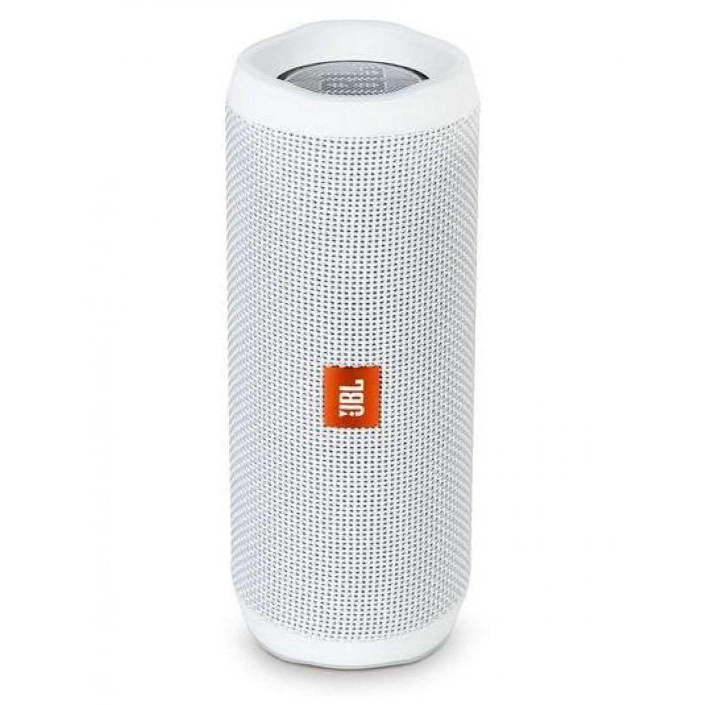 Kolonėlė JBL Flip 4 Bluetooth Speaker 1.0 White