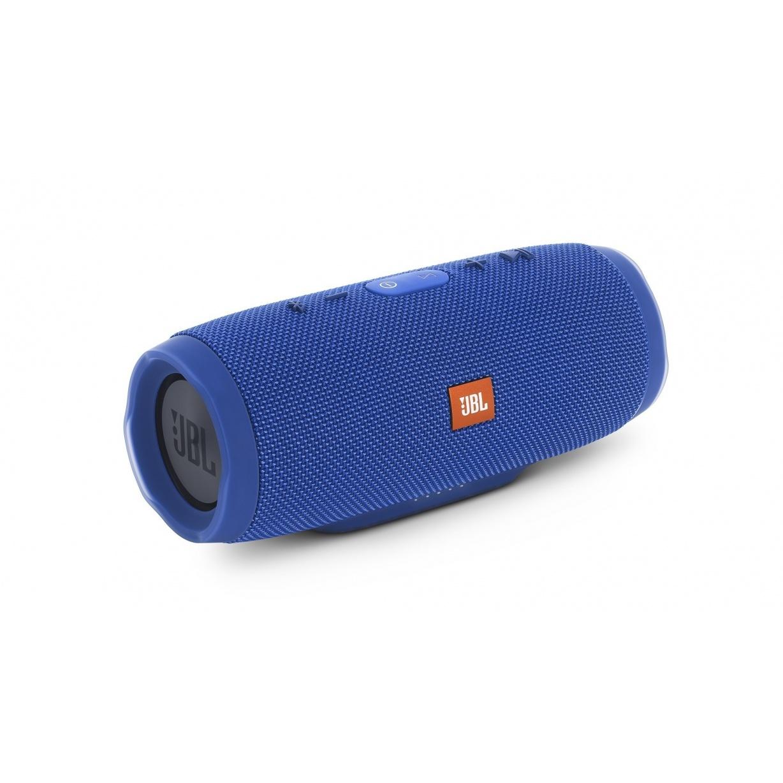 Kolonėlė JBL Charge 3 Bluetooth Speaker 1.0 Blue 2 x 10W