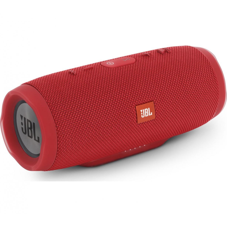 Kolonėlė JBL Charge 3 Bluetooth Speaker 1.0 Red 2 x 10W
