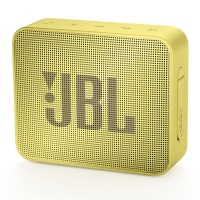 Kolonėlė JBL Go 2 Bluetooth Speaker 1.0 Yellow 3.0W