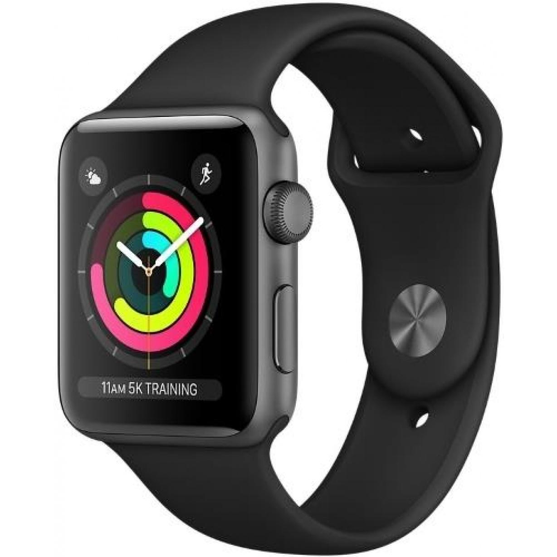 Apple Watch 3 Sport 38mm Gray/Black