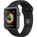 Apple Watch 3 Sport 42mm Gray/Black