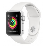 Apple Watch 3 Sport 38mm Silver/White