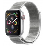 Apple Watch 4 40mm Silver/Seashell Sport Loop