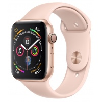 Apple Watch 4 44mm Gold/Pink Sand Sport Band