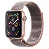 Apple Watch 4 44mm Gold/Pink Sand Sport Loop