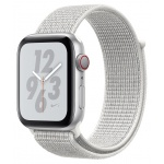 Apple Watch 4 Nike+ 40mm Silver/Summit White Sport Loop