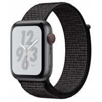 Apple Watch 4 Nike+ 40mm Space Grey/Black Sport Loop