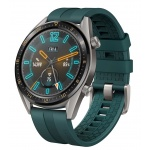 Huawei Watch GT Grey/Dark Green Fluoroelastomer Strap