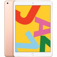 Apple iPad 10.2 (2019) Wi-Fi 128GB Gold