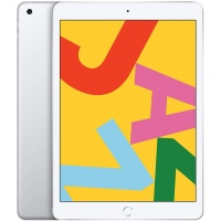 Apple iPad 10.2 (2019) Wi-Fi 128GB Silver
