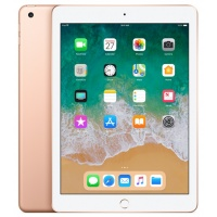 Apple iPad 9.7 (2018) Wi-Fi 128GB Gold