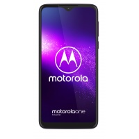 Motorola One Macro 64GB Dual-SIM Crystal Pink