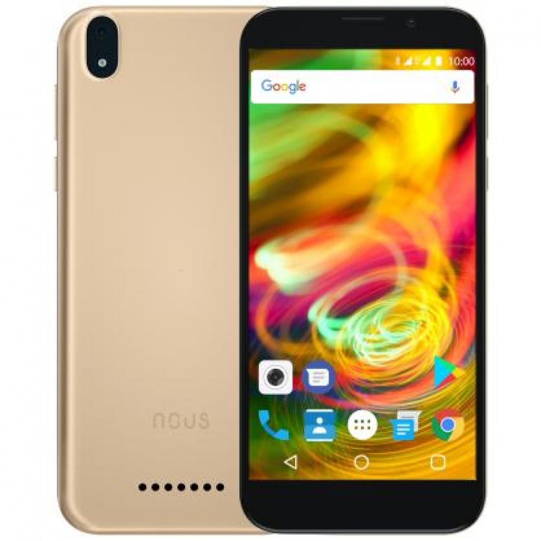 NOUS Optimum NS5008 8GB Dual SIM Gold