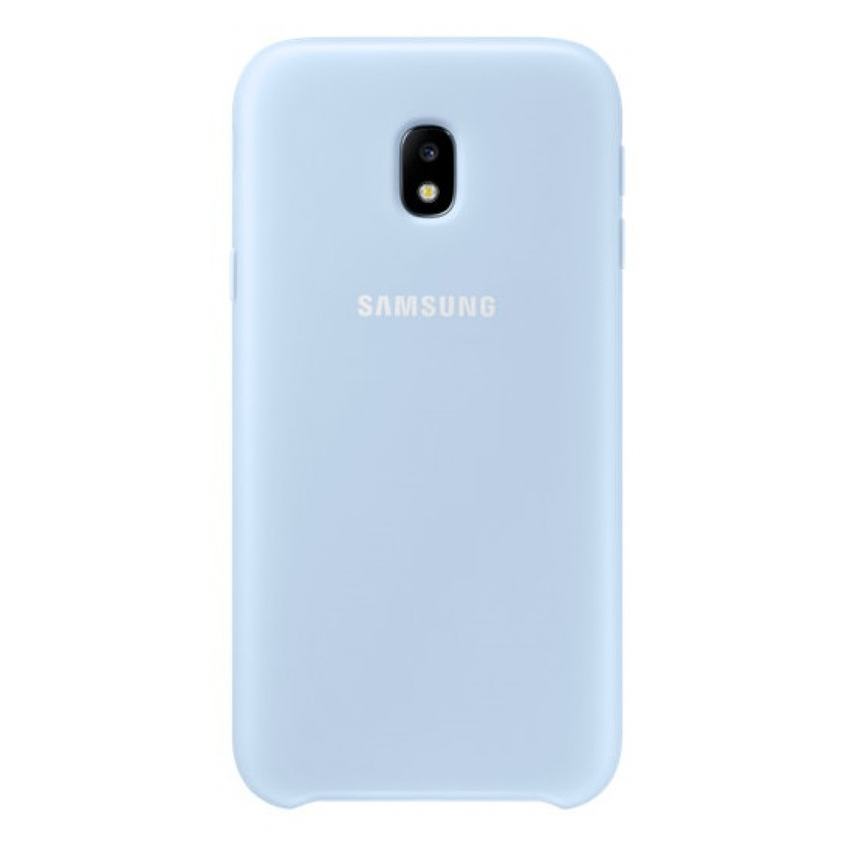 Nugarėlė J330 Samsung Galaxy J3 (2017) Dual Layer Blue