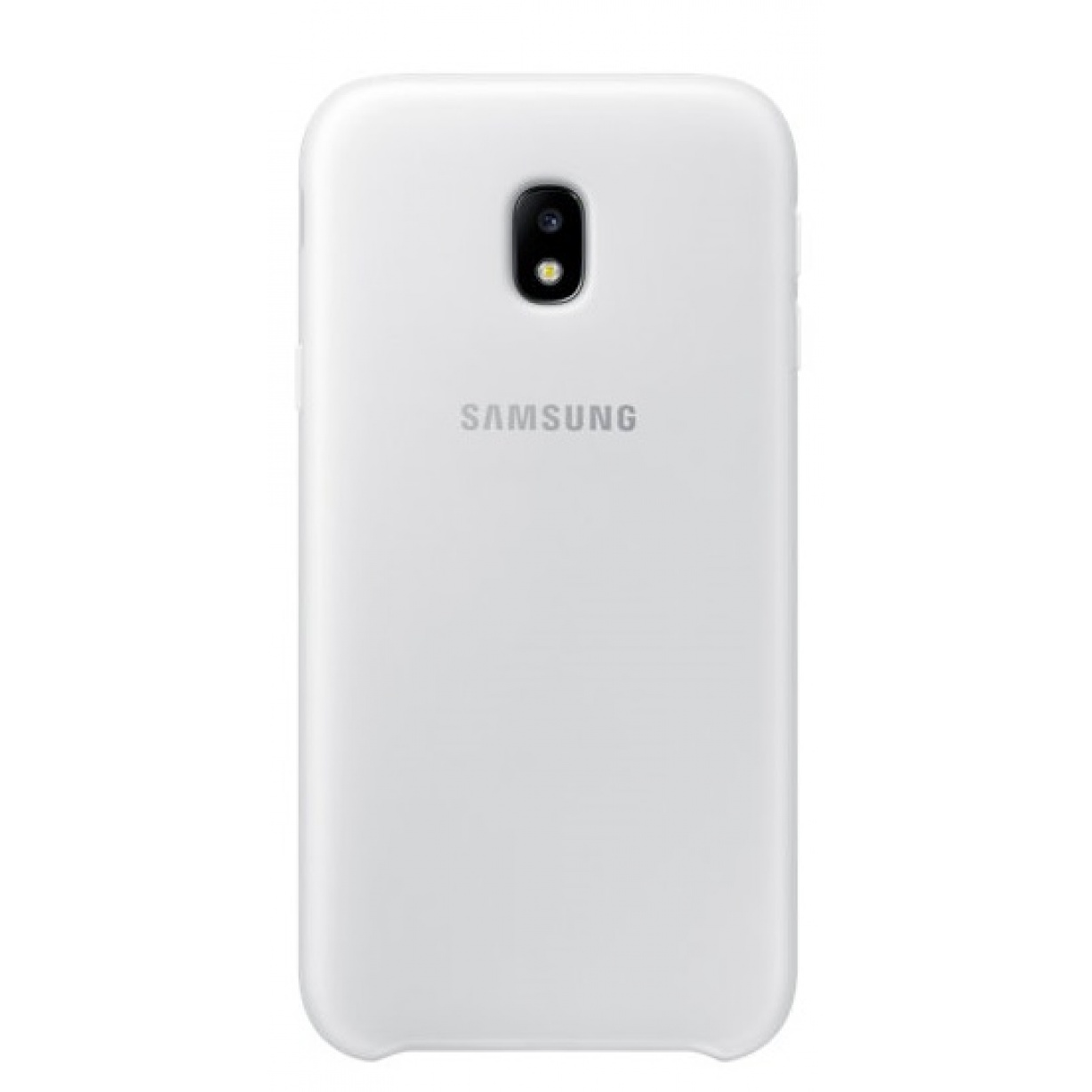 Nugarėlė J330 Samsung Galaxy J3 (2017) Dual Layer White